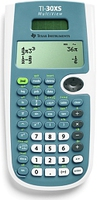 Texas Instruments TI-30XS MultiView (Blau, Weiß)