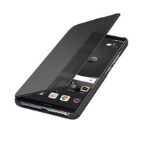 Huawei Flip View Ruckfall Grau (Grau)
