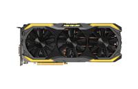 Zotac GeForce GTX 1070 Ti AMP Extreme GeForce GTX 1070 8GB GDDR5 (Schwarz, Gelb)