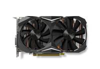 Zotac GeForce GTX 1070 Ti Mini GeForce GTX 1070 8GB GDDR5 (Schwarz)