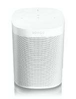 Sonos One Tragbarer Stereo-Lautsprecher Weiß (Weiß)