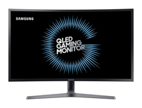 Samsung C32HG70 31.5Zoll Quad HD VA Blau, Grau Gebogen Computerbildschirm (Blau, Grau)