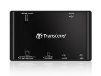 Transcend USB Card Reader (Schwarz)