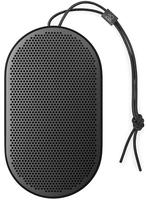 B&O PLAY Beoplay P2 Tragbarer Stereo-Lautsprecher 30W Schwarz (Schwarz)