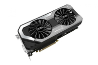 Palit GeForce GTX 1070 Ti JetStream GeForce GTX 1070 8GB GDDR5 (Schwarz, Silber)