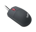 Lenovo USB Laser Mouse (Schwarz)