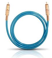OEHLBACH 10702 Koaxialkabel (Blau)