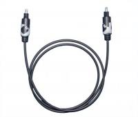 OEHLBACH Easy Connect Opto 1.0m MKII 1m Schwarz Glasfaserkabel (Schwarz)