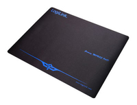 LogiLink Mousepad XXL (Schwarz)