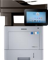 HP ProXpress SL-M4583FX 1200 x 1200DPI Laser A4 45Seiten pro Minute (Braun, Weiß)