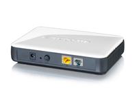 Sitecom DC-229 ADSL2+ Modem - Annex B (Braun, Silber)