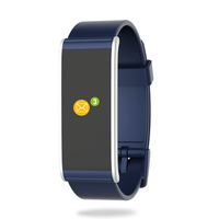 MyKronoz ZeFit4 HR Wristband activity tracker 1.06Zoll TFT Kabellos IP67 Silber (Silber)