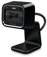Microsoft LifeCam HD-5000 (Schwarz)