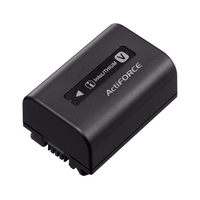 Sony NP-FV50 Wiederaufladbare Batterie / Akku (Schwarz)