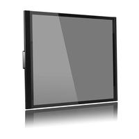 Thermaltake AC-052-ONONAN-C1 Seitenpanel Computer-Gehäuseteil (Schwarz, Transparent)