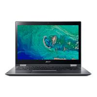 Acer Spin SP314-51-P0WG 2.3GHz 4415U Intel® Pentium® 14Zoll 1920 x 1080Pixel Touchscreen Grau Hybrid (2-in-1) (Grau)