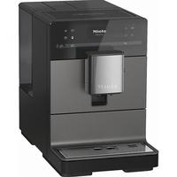 Miele CM5500 Freistehend Vollautomatisch Kombi-Kaffeemaschine 1.3l 2Tassen Grau, Perleffekt (Grau, Perleffekt)