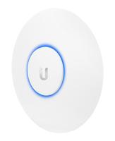 Ubiquiti Networks UAP-AC-PRO-E 1300Mbit/s Energie Über Ethernet (PoE) Unterstützung Weiß WLAN Access Point (Weiß)