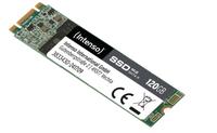 Intenso 3833430 120GB M.2 Serial ATA III Solid State Drive (SSD) (Grün)