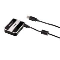 Hama USB 2.0 Card Reader (Schwarz)