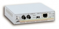 Allied Telesis 100TX to 100FX (ST) Multi-Mode Media Converter