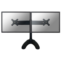 Newstar FPMA-D700DD Flat panel Tischhalter (Schwarz)
