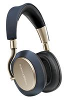 Bowers & Wilkins PX Schwarz, Gold ohrumschließend Kopfband Kopfhörer (Schwarz, Gold)