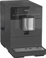Miele CM 5300 Freistehend Vollautomatisch Kombi-Kaffeemaschine 1.3l 2Tassen Grau (Grau)