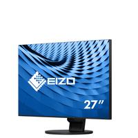 EIZO FlexScan EV2785 27Zoll 4K Ultra HD LED Flach Schwarz Computerbildschirm (Schwarz)