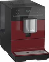 Miele CM 5300 Freistehend Vollautomatisch 1.3l 2Tassen Schwarz, Rot (Schwarz, Rot)