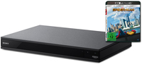 Sony UBP-X800 + Spider-Man: Homecoming Blu-Ray-Player 7.1Kanäle 3D Schwarz (Schwarz)