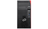 Fujitsu ESPRIMO P557 CI3-6100 8GB 3.7GHz i3-6100 Desktop Schwarz, Rot PC (Schwarz, Rot)