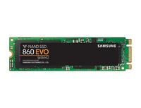 Samsung 860 EVO M.2 250 GB 250GB M.2 Serial ATA III (Schwarz)