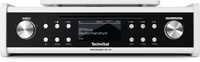 TechniSat DigitRadio 20 CD Persönlich Analog & Digital Weiß (Weiß)