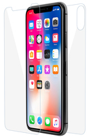 Stilgut B076Q68GKX Klare Bildschirmschutzfolie iPhone X 1Stück(e) Bildschirmschutzfolie