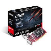 ASUS R7240-2GD5-L Radeon R7 240 2GB GDDR5 (Schwarz, Grün)
