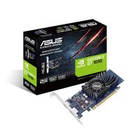 ASUS GT1030-2G-BRK GeForce GT 1030 2GB GDDR5 (Schwarz, Blau)