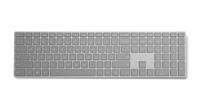 Microsoft Modern Keyboard with Fingerprint ID Bluetooth QWERTZ Deutsch Grau (Grau)