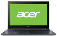 Acer Spin SP515-51N-801H 1.8GHz i7-8550U 15.6Zoll 1920 x 1080Pixel Touchscreen Grau Hybrid (2-in-1) (Grau)