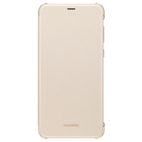 Huawei 51992275 5.65Zoll Ruckfall Gold Handy-Schutzhülle (Gold)
