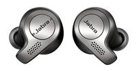 Jabra Elite 65t im Ohr Binaural Kabellos Schwarz Mobiles Headset (Schwarz)