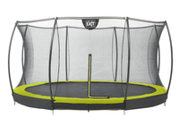 EXIT Silhouette Ground + Safetynet 366 (12ft) Lime (Limette)