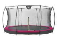 EXIT Silhouette Ground + Safetynet 366 (12ft) Pink (Pink)