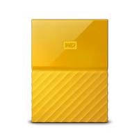 Western Digital My Passport 2000GB Gelb Externe Festplatte (Gelb)