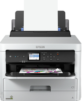 Epson WorkForce Pro WF-C5210DW Farbe 4800 x 1200DPI A4 WLAN Tintenstrahldrucker (Schwarz, Weiß)