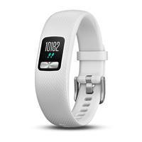 Garmin vívofit 4 Wristband activity tracker 0.61Zoll MIP Kabellos Weiß (Weiß)