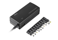Trust 125W Notebook Power Adapter (Schwarz)