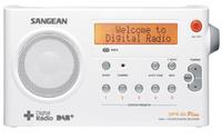 Sangean DPR-99+ (Weiß)