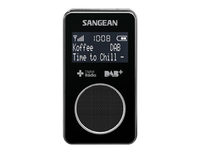 Sangean DPR-34+ (Schwarz)