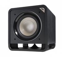 Polk Audio HTS 10 100W Schwarz (Schwarz)
